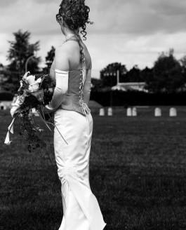 Faire des photos de mariage